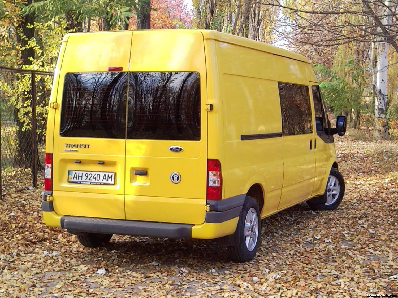 Ford Transit Bus: продажа микроавтобусов и ...