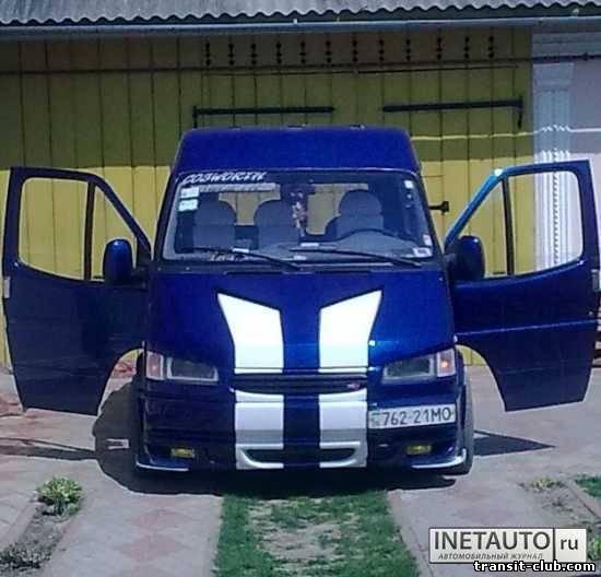 Тюнинг своими руками форд