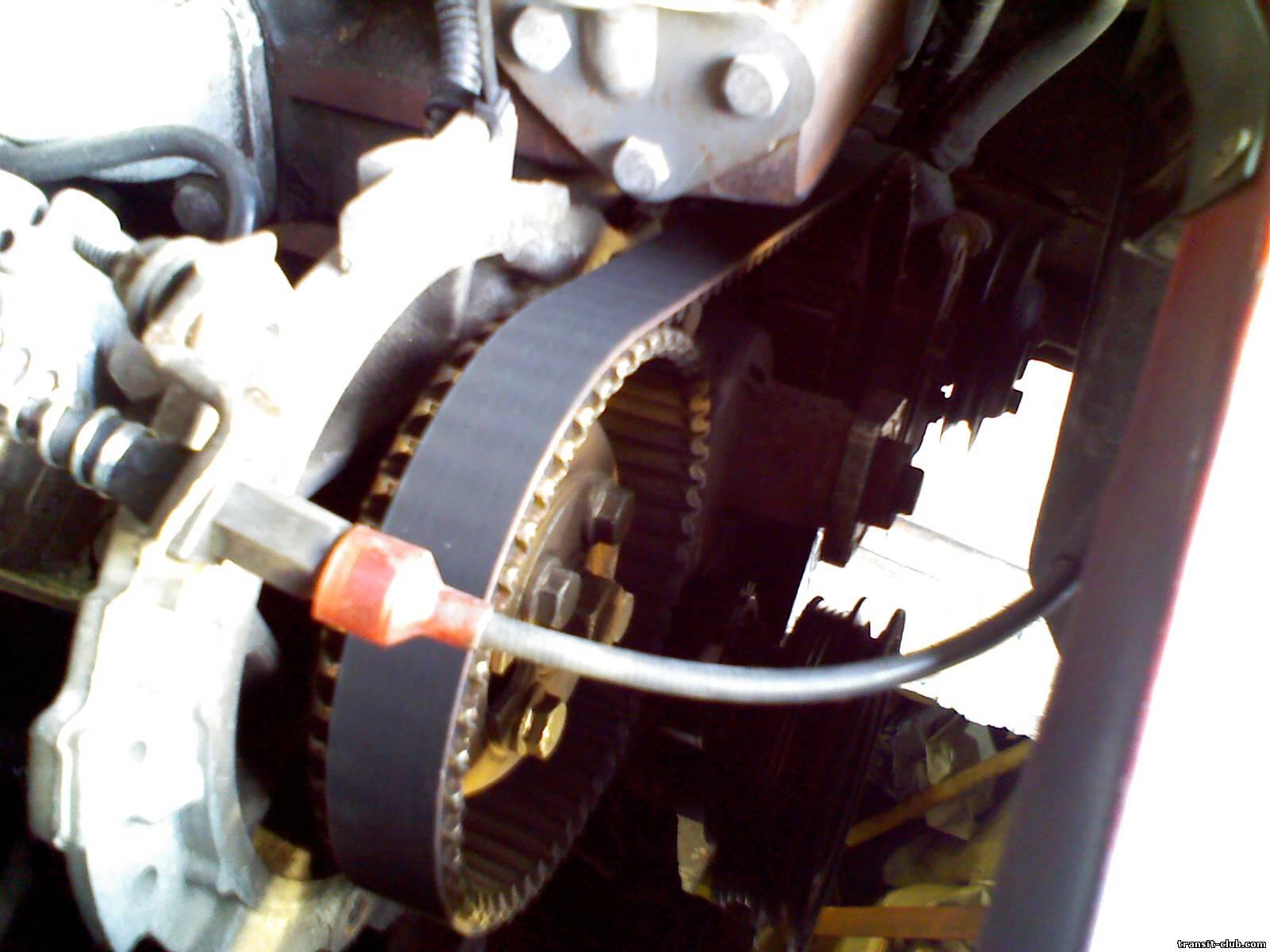 Ремень генератора на форд транзит 24 фотография