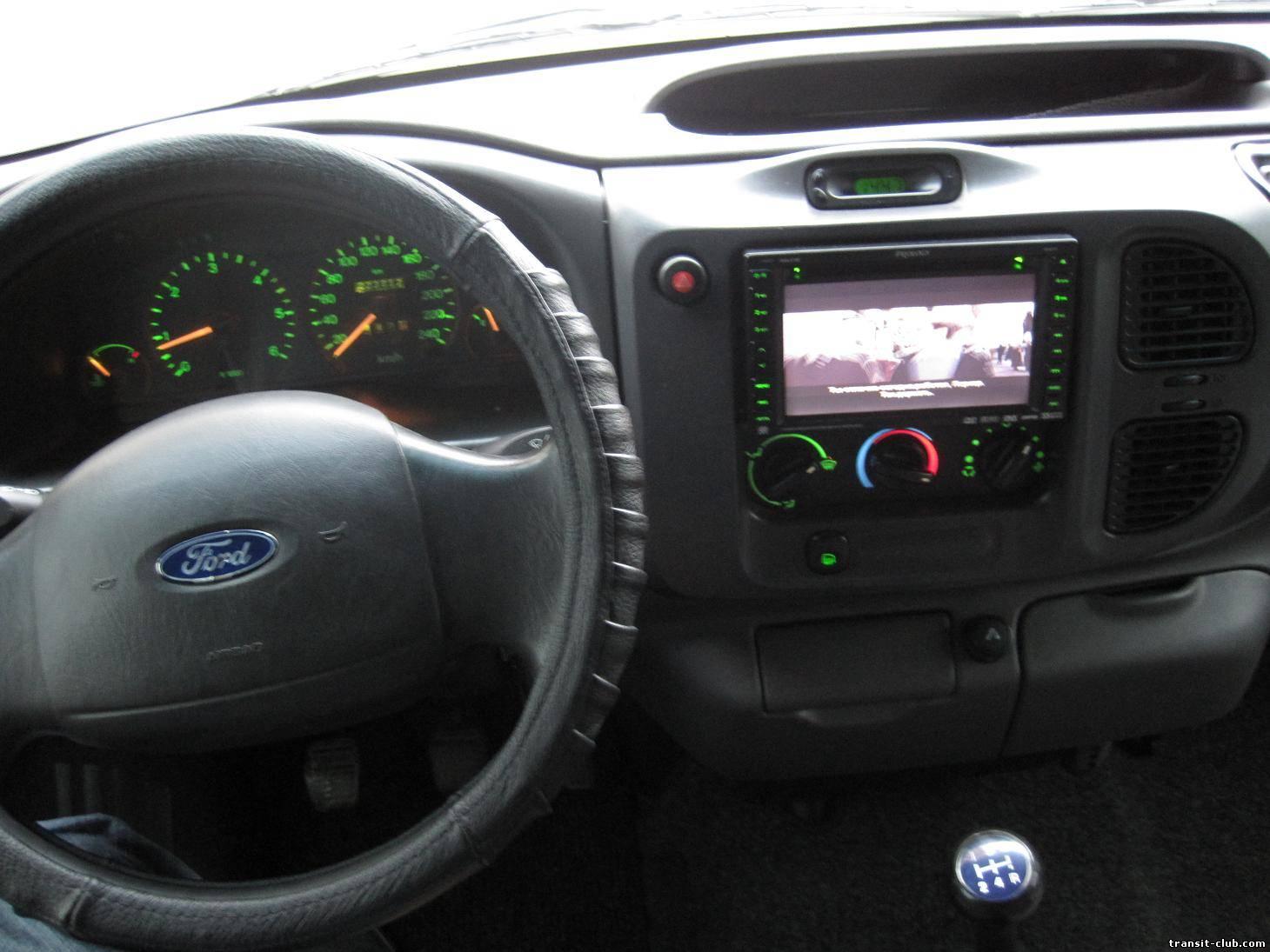 Форд транзит 2001 фото