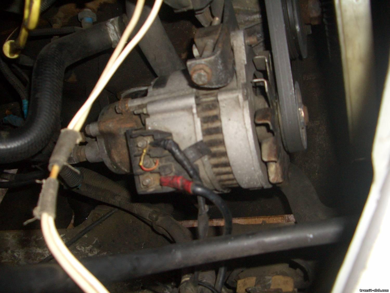 Ремень генератора форд транзит 3 фотография