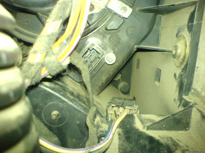 Ремонт печки форд транзит фото 553-176