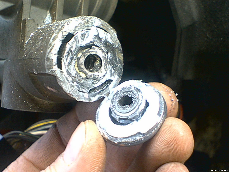 Показать в картинках как снять замок зажигания на форд транзит личинку ф фото 337-330