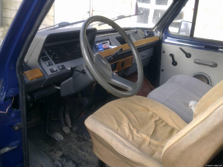 147kb форд транзит 1984 г в 2 0 бензин