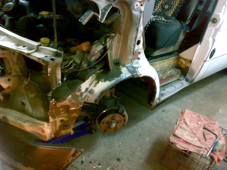 форд транзит дизель ремонт тнвд