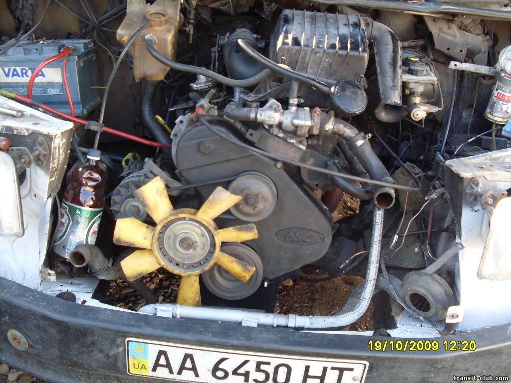 Термостат на форд транзит фото 464-976