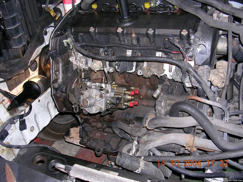 Система охлождения форд транзит фото 241-403